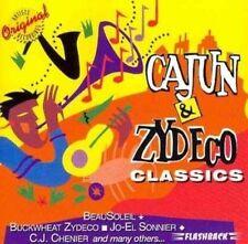 Cajun & Zydeco Classics 0081227288723 by Various Artists CD