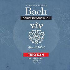 J. S. Bach - Goldberg Variationen (Bearb. Trio Dan)