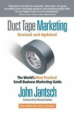 Duct Tape Marketing Revised and   Updated: The World's Most Practical Small Busi
