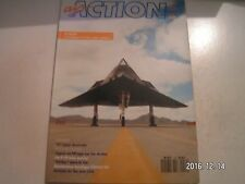 **a Air Action n°16 Voltac sur le Var / Destination Santiago / F-117A