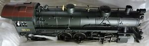 K-Line K3680-9630W Pennsylvania Mikado Steam Engine & Tender New, Damaged box