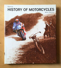 The Hamlyn History of Motorcycles by Mick Walker (Hardback, 1997)