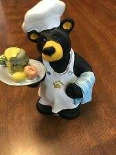 "Retired ""BearFoots"" Bears by Jeff Fleming: Cook Bear"