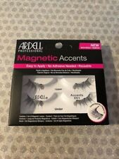 Ardell Magnetic Accents 001 Lashes - Black