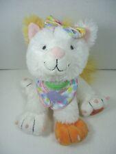 """Groovy Girls White Kitty Cat Plush Tuni NWOT 10"""""""