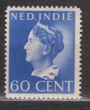 Nederlands Indie Indonesie 283 MNH Netherlands Indies Wilhelmina 1941 Very Fine