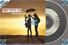 SCORPIONS under the same sun CD SINGLE france french card sleeve