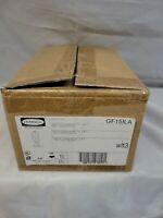 (10) HUBBELL GF15ILA GFCI COMMERCIAL LED 15A 125V, IVORY SWITCH, NIB Box Of 10