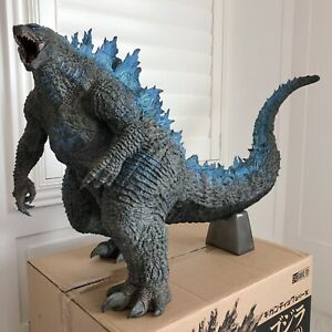 X-PLUS Gigantic Series Godzilla 2019 RIC Repainted King of the Monsters Figure