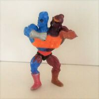 MOTU Vintage Masters of the Universe TWO BAD Action COMPLETE Figure, shield
