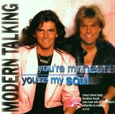 MODERN TALKING - YOU'RE MY HEART, YOU'RE MY SOUL NEW CD