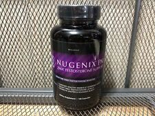 New Nugenix PM ZMA Testosterone Support 120 Capsules NIB  Exp JAN 2020