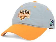 Houston Dynamo adidas MLS Climalite® Soccer Slouch Cap Hat OSFM