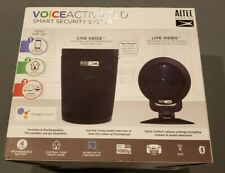 Altec Lansing Voice Activated Smart Security System - Google Assistant
