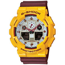 CASIO G-SHOCK Limited Edition Crazy Colors Watch GShock GA-100CS-9A
