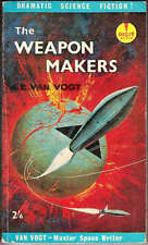 The Weapon Makers by A.E. van Vogt (1961 Paperback, Digit Books Edition)