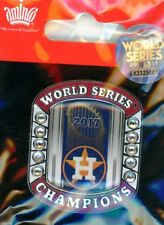2017 Astros World Series Champions Rhinestone Ring Pin champs Houston Aminco