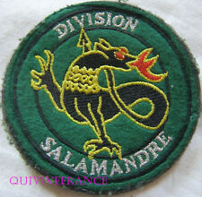 IN7921 - Patch DIVISION SALAMANDRE