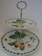 Lesser And Pavey 2 Tier Strawberry Cake Stand LP99569