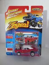 Johnny Lightning 1:64 Pontiac GTO 1966 Zingers red JLSF010A Brand new