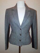Vintage Inspired FLEUR WOOD Woollen Tweed Jacket
