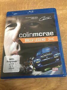 COLIN McRAE - RALLY LEGEND BLU RAY (REG. 0 ALL REGIONS)