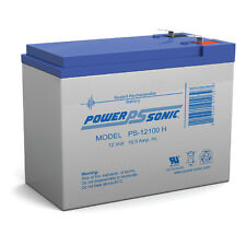 Power-Sonic 12V 10.5AH SLA Battery for Hello Kitty 12V SUV Model #8802-33