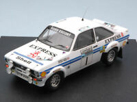 Model Car Rally Scale 1:43 Trofeu Ford Escort Mk II 2 Express diecast Clark
