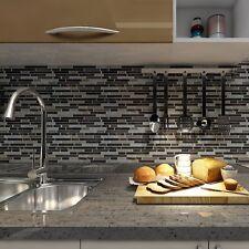 "Art3d 12""x12"" Self Adhesive Wall Tile Peel and Stick Backsplash for Kitchen, Lon"