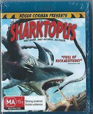 Sharktopus Blu Ray Brand New & Sealed Region B Free Post