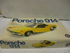 Entex Porsche 914 1/20 Scale Model Kit