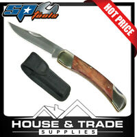 SP Tools Stock Knife Folding Single Blade SP30855