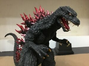 Unpainted Godzilla 2000 kit Resin model kit Gamera Ultraman monster Shinzen