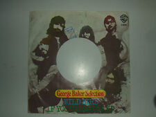George Baker Selection-Wild Bird / If You Understand-Copertina Forata Per Disco