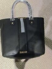NWT NEW KENNETH COLE PURSE WALLET MAKE UP BAG SET 4 PIECES BLACK