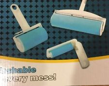 Schticky 3 Piece Reusable& washable Lint Rollers for every mess! go green.