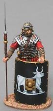 Thomas Gunn Roman Empire Rom003C 9Th Legionnaire Looking Left Black Shield Mib