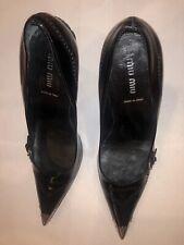 Miu Miu Leather Pumps Size 40