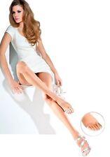 Unifarbene Feinstrumpfhosen für glamouröse Anlässe