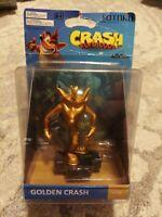 Totaku Collection - Golden Crash Bandicoot - #29 GAMESTOP EXCLUSIVE Damaged Box