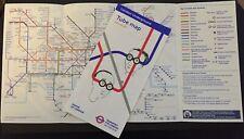 London Underground pocket Tube map - December 2019