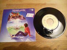 MARILLION GARDEN PARTY (EDITED VERSION) /  MARKET SQUARE HEROES 1983 EMI RECORDS