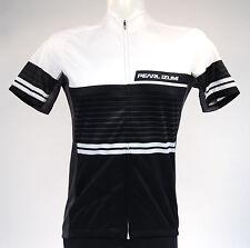 Pearl Izumi ELITE Escape LTD Jersey,Short Sleeve,Men's Linear White Black,Medium