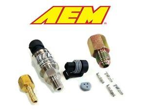AEM 3.5 BAR/50 PSIa MAP STAINLESS STEEL SENSOR KIT 30-2130-50