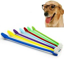 Soft Pet Toothbrush Cat Dog Dental Brush Teeth Cleaning Accessories Tool Health