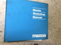 2001 Mazda Millenia Service Repair Workshop Shop Manual Factory OEM