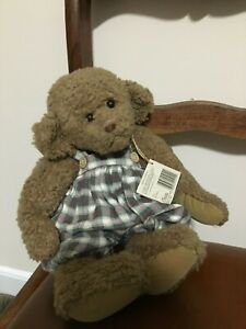Ganz Cottage Collectibles Jointed Bear ~ MAXWELL~ by Artist Carol E Kirby