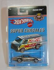 2008 Hot Wheels Commemorative Edition Otto El Segundo Super Chromes 40th RL2