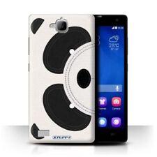 Fundas y carcasas Para Huawei Honor 6 de plástico para teléfonos móviles y PDAs