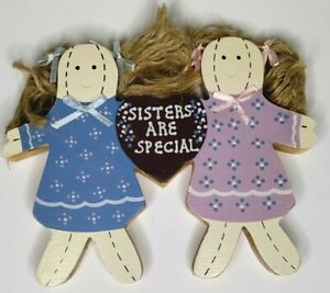 Sisters Are Special-WOODEN SISTERS--Gifts BY House Of LLoyd Decor